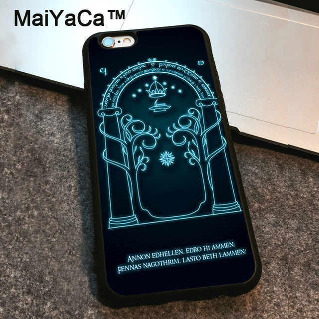 coque iphone 8 the lord of the ring