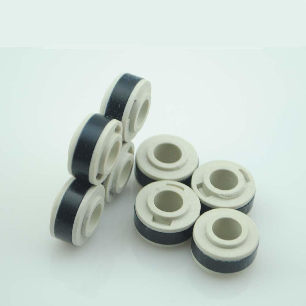 8 шт./лот скейт магнитный сердечник для роллеров светодиодная вспышка света колеса СЕБА катание магнит ядер