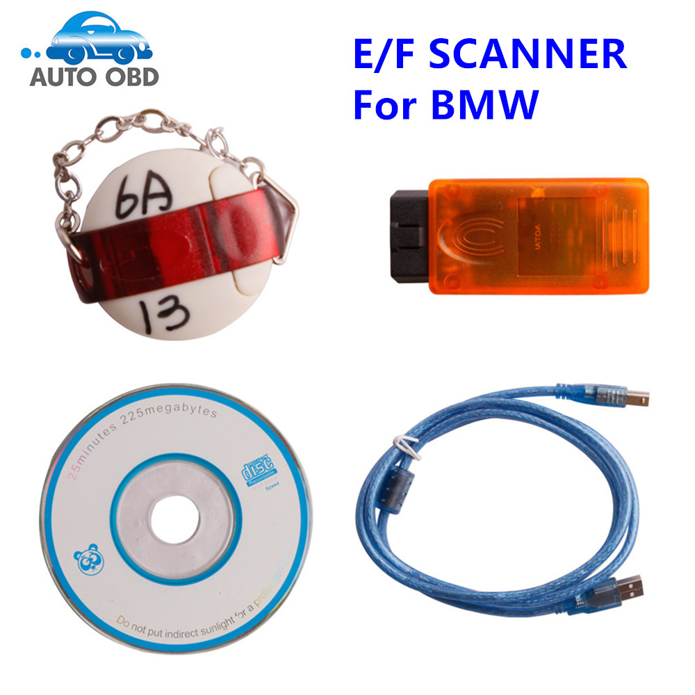 Newly FOR BMW E/F SCANNER E F Super EF Key Programmere
