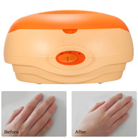 Hot 180W Paraffin Therapy Bath Wax Pot Warmer 2 Level Control Machine Beauty Salon Spa Keritherapy