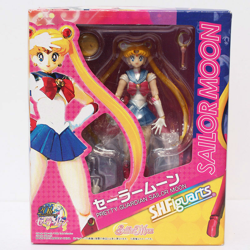 Cartoon Anime Sailor Moon Usagi Tsukino Action Figure Toy | 6″15cm