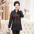 XL to 4XL women blazers jackets slim plus size spring winter cotton Hidden zipper plaid blazer feminino long sleeve female coat