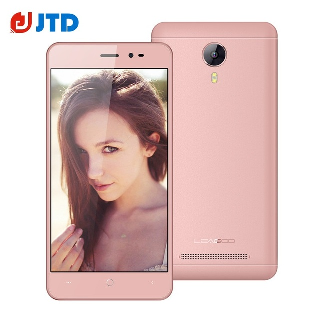 LEAGOO Z5 Mobile Phone 5.0Inch Android 6.0 MT6580M Quad Cord 480x854 IPS 1GB RAM 8GB ROM 2000mAh Dual Sim 5.0MP 3G Smartphone