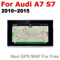 hd מסך נגן מולטימדיה GPS רדיו לרכב אנדרואיד עבור אאודי A7 S7 4G8 2010 ~ 2015 MMI מסך סטריאו HD ניווט Navi מדיה (1)