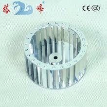 80 мм диаметр 42 мм Высота 5 мм вал анодированного алюминия колеса Малый центробежный крыльчатки