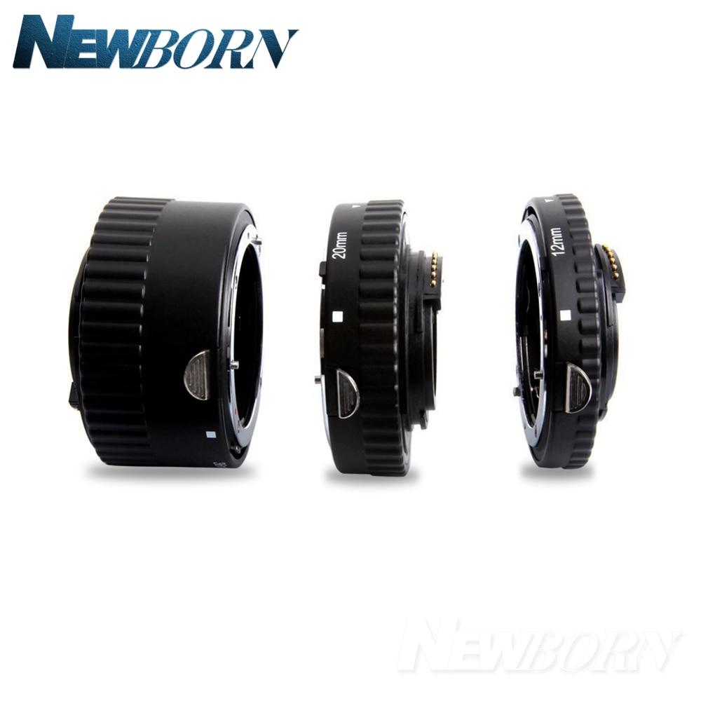 Meike Autofocus D'extension Macro Tube Anneau pour Nikon D7500 D7200 D5600 D5500 D5300 D3400 D3300 D850 D810a D750 D5 D4 Caméra - 4