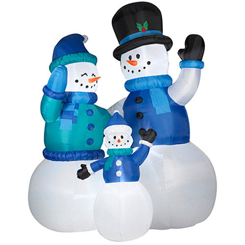 aliexpresscom buy outdoor large christmas inflatable snowman decorations family christmas yard art decoration snowman from reliable outdoor inflatable - Christmas Outdoor Inflatables