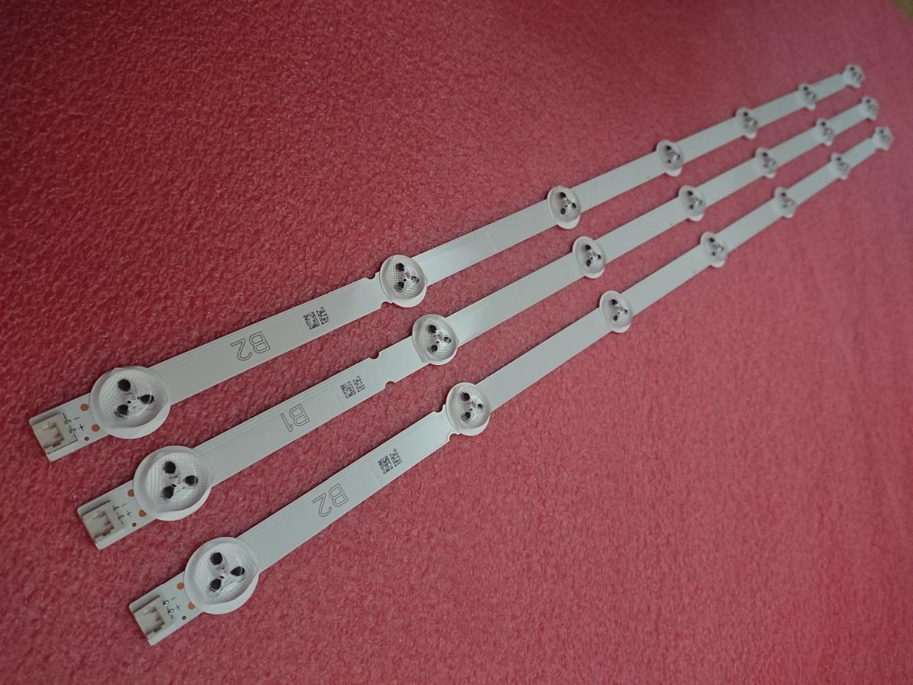 Image 4 - New Original 3 PCS*7LED 630mm B1 B2 LED Backlight Strip for LG 32LN541V 32LN540V 6916L 1437A 6916L 1438A LC320DUE SF R1-in LED Strips from Lights & Lighting