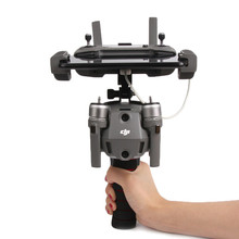 DIY Handheld Gimbal Kit Stabilizers for DJI MAVIC 2 PRO & ZOOM Drone with Remote Controller Holder