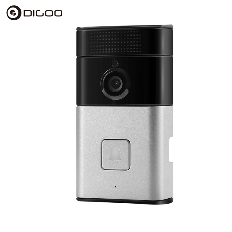 Digoo SB-XYZ Wireless Bluetooth and WIFI Smart Home HD Video DoorBell Phone Ring Door Bell Smart Home Remote Control storyfun for starters mov and flyers2ed movers2 sb
