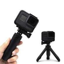 OSMO Action Mini Selfie Stick + Erweiterbar Griff Stativ Stabil Für GoPro Hero 7 6 5 4 DJI Osmo Action insta360 Yi 4K + EKEN SJCAM