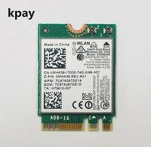 Dual Band Wireless AC 3165 NGFF Per Intel 3165NGW M.2 802.11ac WiFi 433Mbps WLAN Card + Bluetooth 4.0 2.4G/5Ghz di Rete