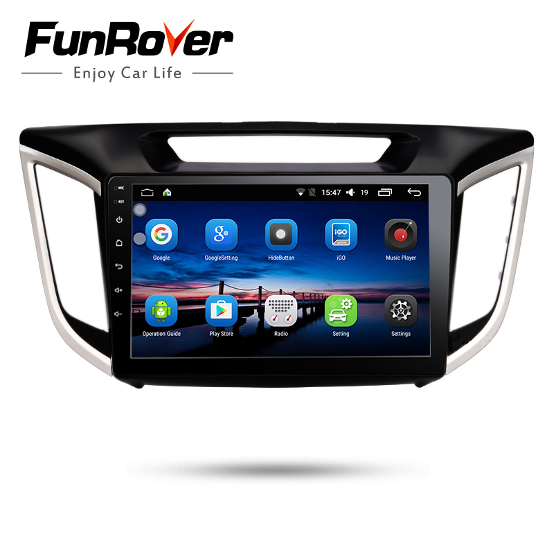 funrover car radio multimedia 10 1 android 8 0 audio dvd. Black Bedroom Furniture Sets. Home Design Ideas