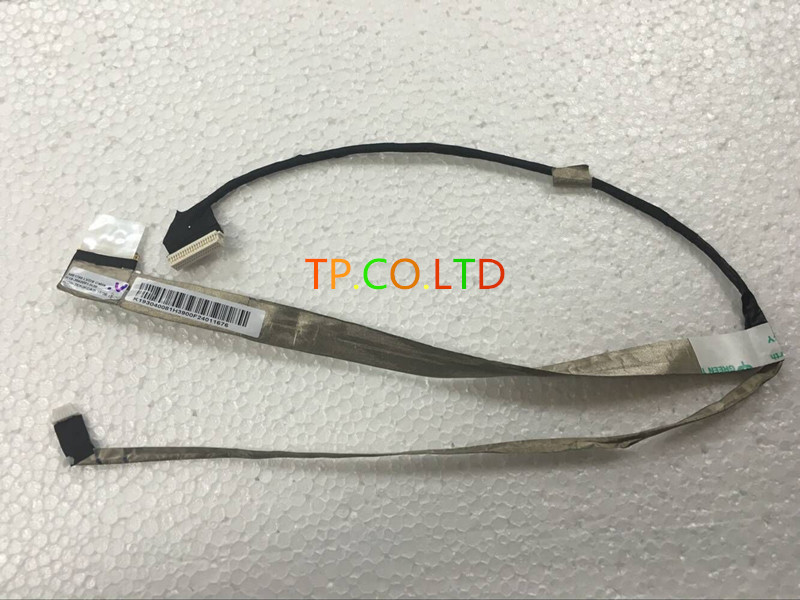 цена на New LVDS LCD LED Flex Video Screen Cable for MSI GE70 ms1757 ms1756 ms1759 GP70 ms-175A CR70 P/N:K19-3040026-H39 K19-3040081-H39