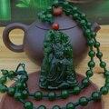 Xinjiang hetian jade jade guan gong pendant