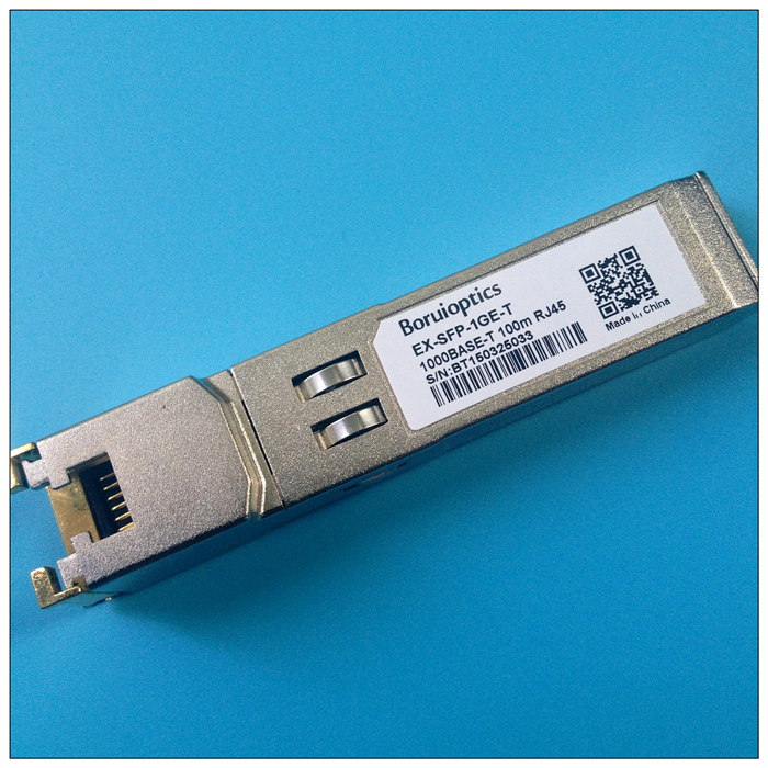 SFP-10G-LR-X 10GBASE-LR SFP+ transceiver module for SMF, 1310-nm wavelength, LC duplex connector, extended temperature range