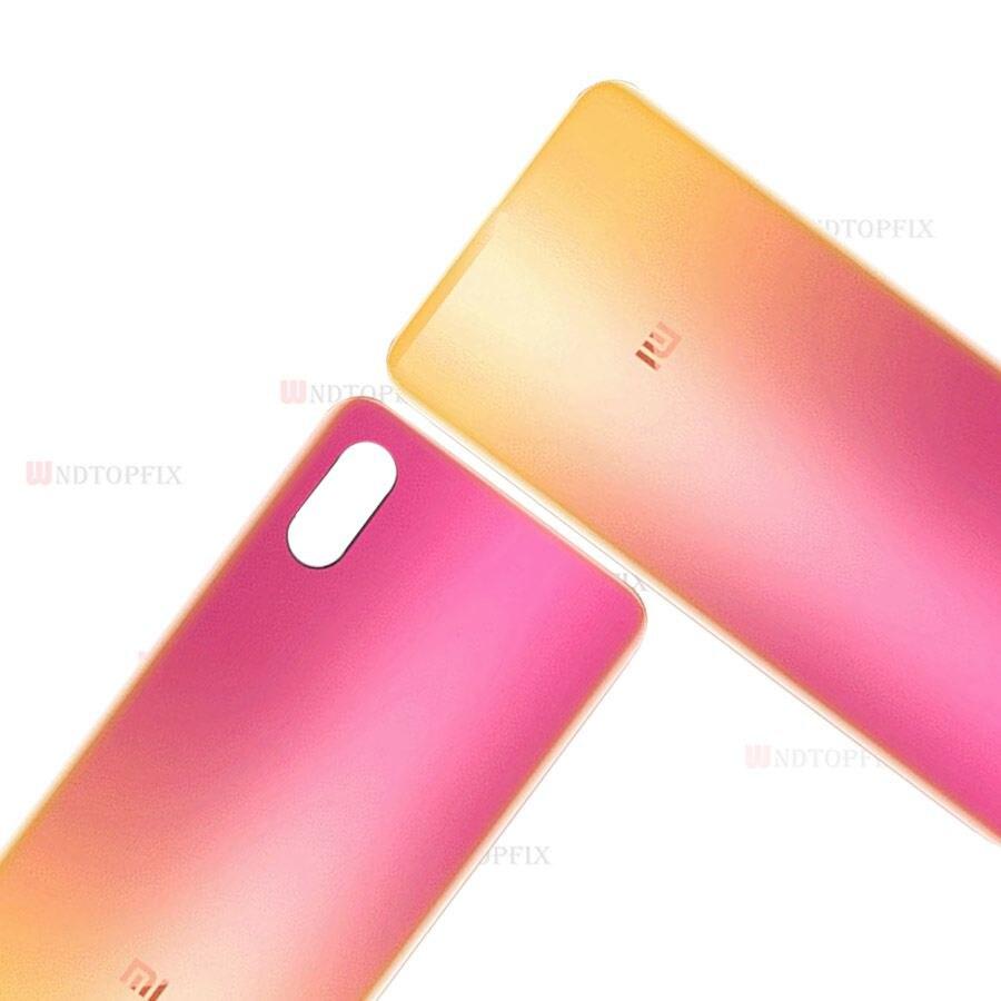 Mi8/mi8 lite battery cover