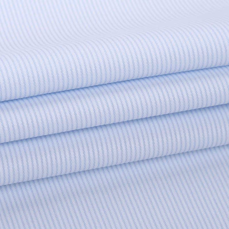 Большие размеры 7XL, мужская летняя рубашка, мужская рубашка официального стиля с коротким рукавом, однотонные рабочие рубашки, мужские соцовские Умные повседневные рубашки, белые