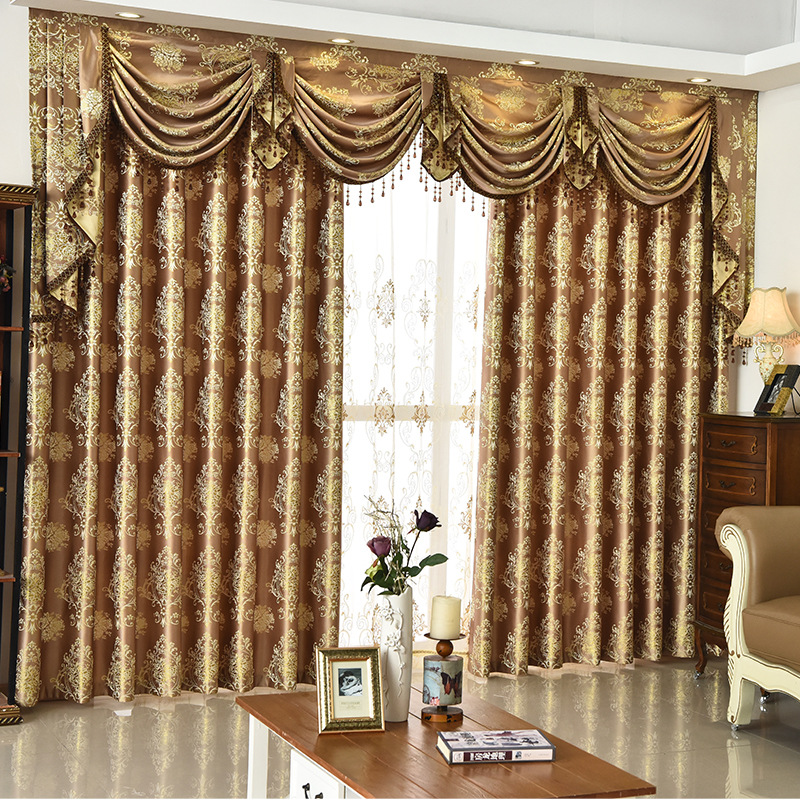Bedroom Window Curtains For Living Dining Room High Grade