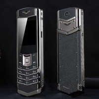 Разблокировка MAFAM M6i бар роскошный Bluetooth циферблат металлический корпус кожаный для пожилых мобильный телефон одна Sim супер сигнал 3800 мАч P429