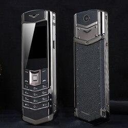 Odblokuj MAFAM M6i Bar luksusowy Bluetooth Dial metalowy korpus skórzany starszy telefon komórkowy pojedynczy Sim Super sygnał 3800mah P429 w Telefony Komórkowe od Telefony komórkowe i telekomunikacja na