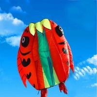 Free Shipping High Quality 4sq M Soft Fish Kite Flounder Outdoor Toys Giant Kites Dragon Kite