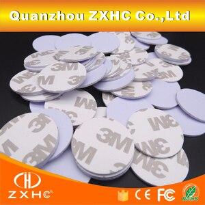 Image 5 - Autocollants RFID 3M, 125khz, 25mm, cartes de contrôle daccès lecture seule, TK4100(EM4100), 10 pièces/lot