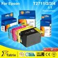Совместимый патрон чернил для Epson 27 xl с ISO9001, ISO14001, SGS, ГУК, CE Сертификаты