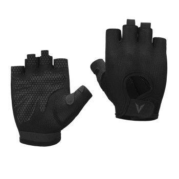 Veidoorn Professional Gym Gloves Exercise Women Hands Protecting Breathable Sports Fitness Weight-lifting
