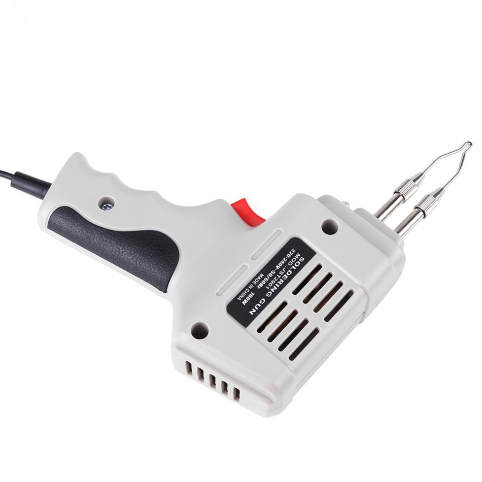 Electrical Soldering Iron Gun Hot Air Heat Gun Hand Welding Tool ...