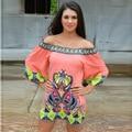 Японский Юката Специальное Предложение Полиэстер Женщины Полный Традиционный Юката Японские Кимоно 2016 Горячий Стиль Тайский Богемы Пляж Платье
