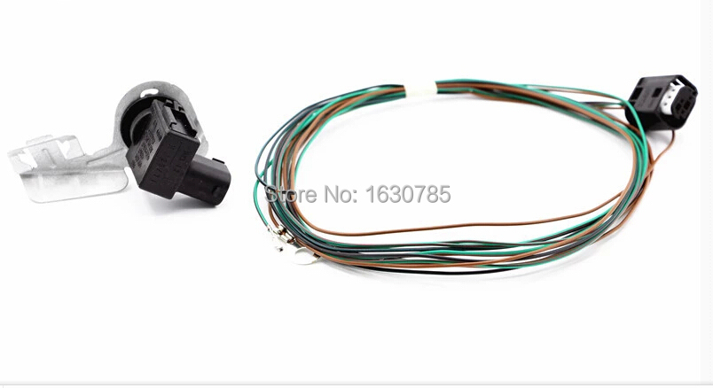 OEM Automatic Internal Circulation Climate Air Quality Sensor+harness+Bracket For VW Golf MK6 Jetta MK5 Passat B6 1K0 907 659