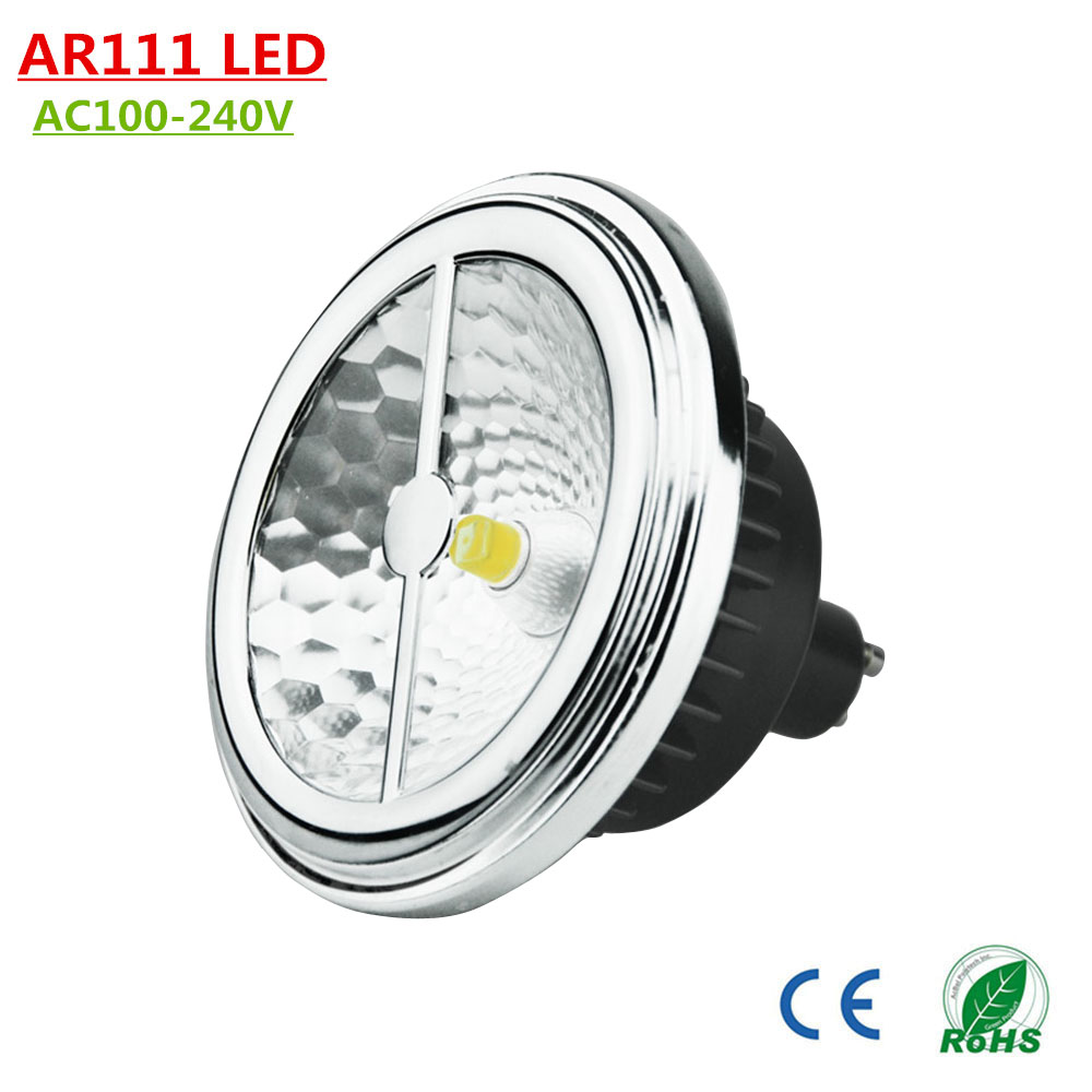 R7s Led Dimbaar Philips Us 44 49 Led Cob Ar111 110v 220v 230vac Cree Chips Led Gu10 Cob Led Bulb 15w Scob Standard Size 2700k 3000k 4000k 5500k 24d 40d Led Ar111 In Led