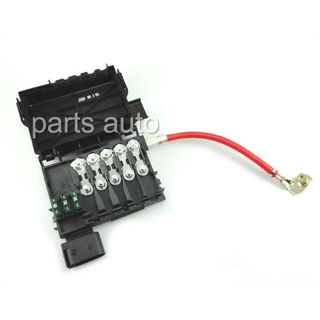 99 04 for VW JETTA GOLF MK4 Fuse Box Battery Terminal 1J0937550A