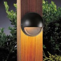 12V LED Deck Floor Step Light Outdoor Waterproof Garden Wall Lamp LED Stairs terrace lighting G4 Low Voltage Landscape Lighting