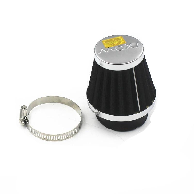 HONDA CB250RS 80-84 JBS PERFORMANCE 48mm CHROME POD AIR FILTER CLEANER