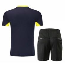 New Style Short Sleeved Table Tennis Suit Badminton Shirt Sportswear Custom Basketball Sports Sets for Men& Women