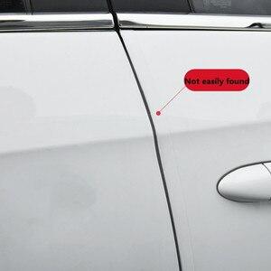 Image 2 - Adhesivo de goma anticolisión para puerta de coche adhesivo decorativo para puerta de coche, anticolisión, 2019