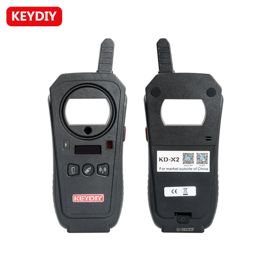 KEYDIY KD X2 KDX2 Remote Maker Unlocker and Generator Transponder Cloning Device with 96bit 48 Transponder Copy Function-in Auto Key Programmers from Automobiles & Motorcycles on
