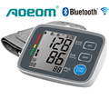 U80EHB Accurate Bluetooth 4.0 Wireless Blood Pressure Monitor Heartbeat Indicator for iPhone IOS and Android System Tonometer