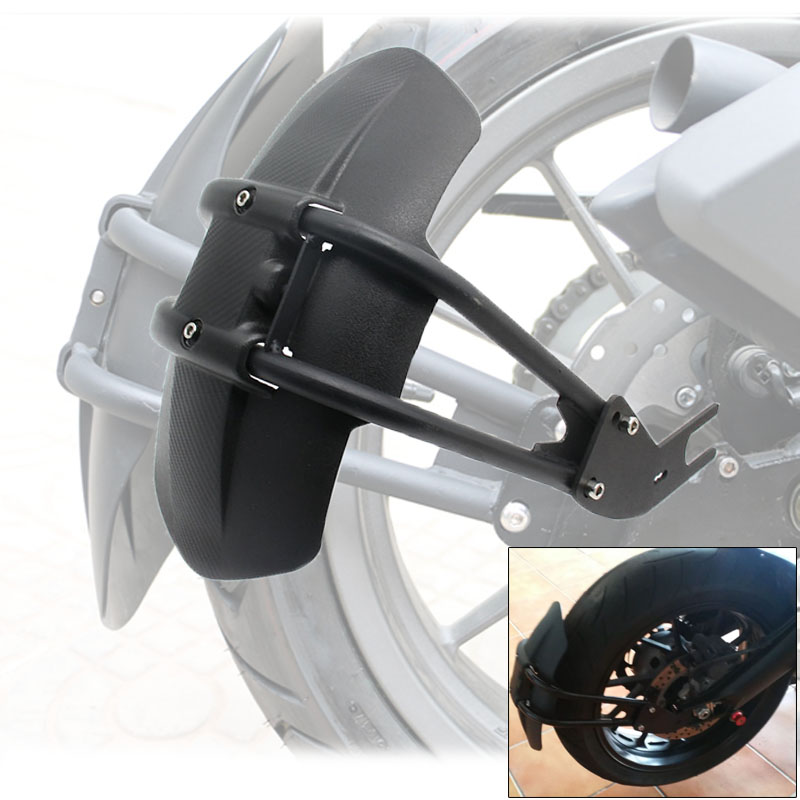 Motorcycle Accessories Rear Fender Bracket Motorbike Mudguard For BMW S1000XR S1000R S1000RR