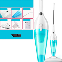 Vacuum Cleaner Wireless Vertical Vacuum Cleaner for Home SPANDY Aspirator Portable 2 in 1