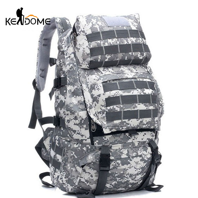 Outdoor Sport Military Tactical Rucksacks Men Sport Bag For Mountaineering Mountain Climbing Camping Hiking Bags Mochila XA206WD outlife new style professional military tactical multifunction shovel outdoor camping survival folding spade tool equipment