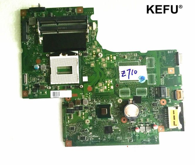 Original NEW motherboard Fit For Lenovo IdeaPad G710 Z710 Motherboard DUMBO2 REV2.1 Mainboard Socket PGA947 HM86