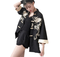 2016 Hot Women S Formal Robe Long Design Traditional Kimono Cos Clothes Japanese Kimono Traditional Yukata