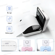 Mini Bluetooth Pocket Thermal Photo Printer 1