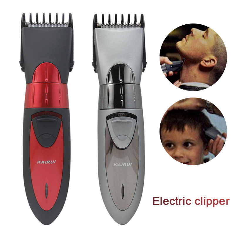 Professional Electric Hair Clipper for Child Baby Men Razor Safety Waterproof Hairs Trimmer Shaver Cutting Haircut Kit YF2018