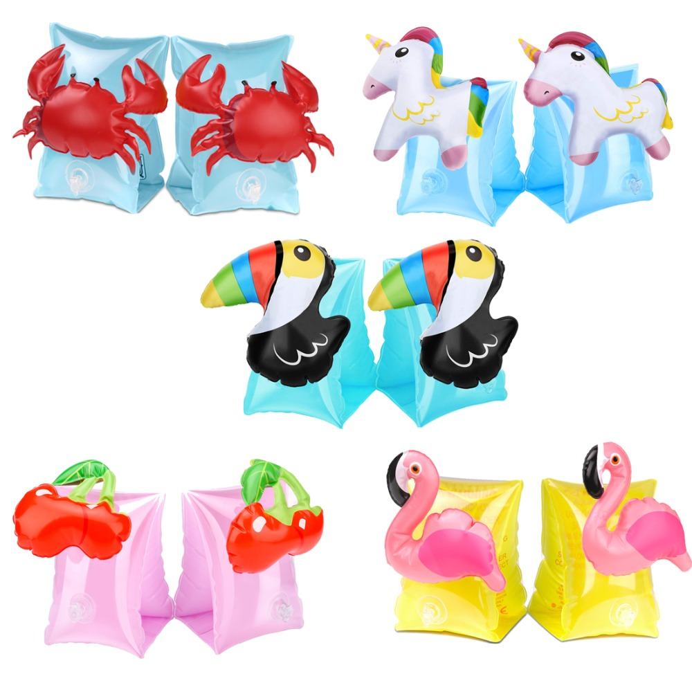 Floatation Sleeves Floats Tube Water Wings Swimming Arm Floats Cleaning The Oral Cavity. Activity & Gear Arm Floating Ring Swim Inflatable Arm Bands For Kids