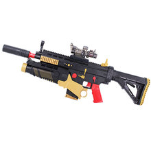 Electric Plastic Toy Gun Paintball Water Gun Toy Arme Arma Orbeez Toys CS Sniper King Of The Battlefield Children Birthday Gifts