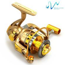 Fishing reel Metal main body CNC rocker strong Spinning reel 10 Ball Bearings 5.5:1 Gear Ratio High speed Saltwater Rod Combo